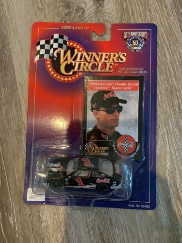 Dale Earnhardt Jr. #1 Coca-Cola / Thunder Special 1/64 Winners Circle 1998
