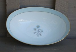"Vintage Noritake China 10"" Oval Vegetable Bowl Vanessa Pattern No. 5541 ... - $24.74"