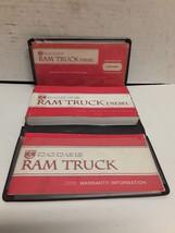 2006 Dodge Ram truck diesel owners manual - $39.59
