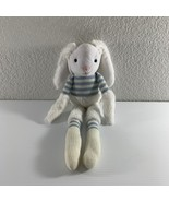 """Manhattan Toy Company Twiggies Billy Rabbit Bunny Plush 16.5"""" Stuffed An... - $9.89"""