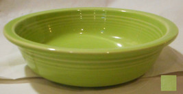 Fiestaware Homer Laughlin Medium Cereal Soup Bowl In Lemongrass - $8.91