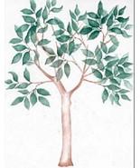Stencil, Tree Stencil, Life Sized Tree Stencil, Painting Stencil, Wall S... - $24.99