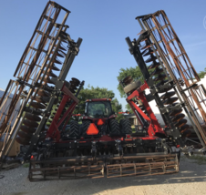 CASE IH RMX340 For Sale In Casey, Illinois 62420 image 2