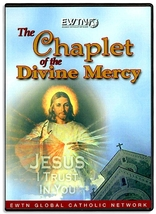 TRADITIONAL CHAPLET DIVINE MERCY - DVD