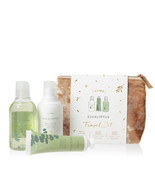 Thymes Eucalyptus Travel Set With Beauty Bag - $29.99