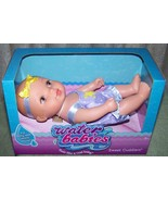 """Water Babies SWEET CUDDLERS Sweet Dreams 9"""" Doll New - $25.88"""