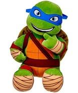 Build a Bear Workshop Leonardo Teenage Mutant Ninja Turtle TMNT 17 in. S... - $89.95