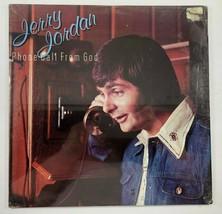 MCA Records JERRY JORDAN Phone Call From GOD Record LP 33  - $12.86