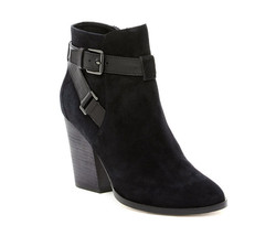 New Cole Haan Minna Women Leather Booties Size 10.5 (MSRP $298) - $63.35