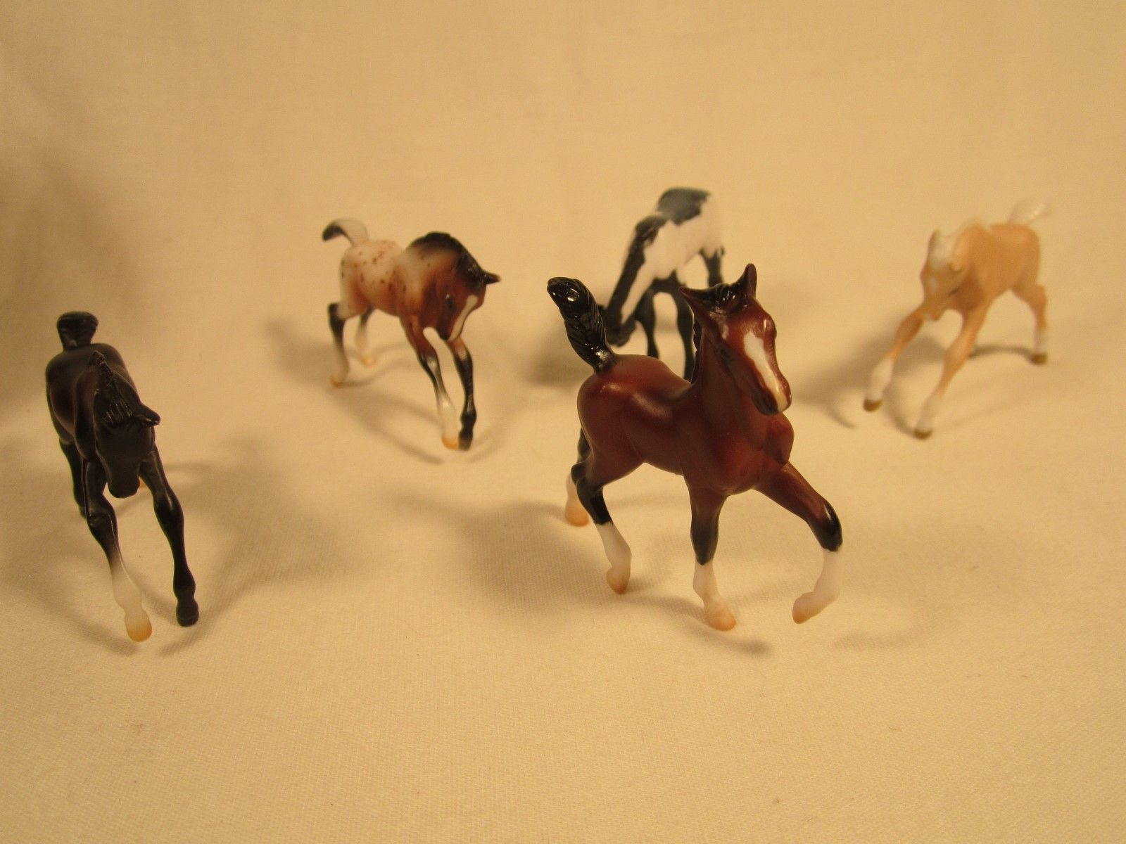 Primary image for BREYER 5 Stablemates Foals #5615/5932 5616/5883 5613/59204,5409,5602 [Z287e4d]