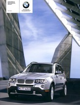 2008 BMW X3 sales brochure catalog US 08 3.0si - $8.00