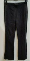 """Gallery Couture """"Black/Charcoal"""" pants sz XS NWT - $85.51"""