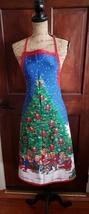 Christmas Tree Apron - Adult Large  - $20.00