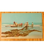 c1950s - Fishing in the Philippines - Unused Postcard - $4.99