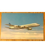 c1970s - Air New Zealand DC-8 Jetlliner - Unused  - $4.99