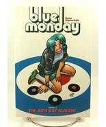 Blue Monday Vol 1 The Kids are Alright Oni Press English Manga Signed Cl... - $9.74