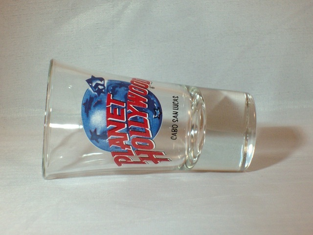 PLANET HOLLYWOOD CABO SAN LUCAS SHOOTER - Excellent Item!