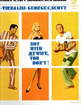Not With My Wife, You Don't - Oiginal Motion Picture soundtrack Album (3... - $4.95