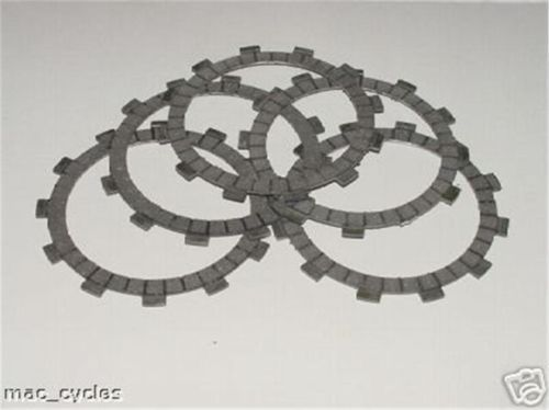 Suzuki Clutch Plates DS100 1980-1981 5 pcs NEW