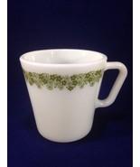 Vintage Corning Corelle Pyrex Spring Blossom Crazy Daisy Mug Retro - $6.92