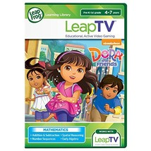 LeapFrog LeapTV Nickelodeon Dora and Friends Educational, Active Video ... - $33.99