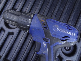 KOBALT 18V 18 VOLT  DRILL DRIVER  K18LD-26A  WORKS WELL USED   CLEAN  BA... - $39.99