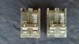 Eaton BR220 C220, 2 Pole 120/240 V Circuit Breaker Qty. (2) - $23.14