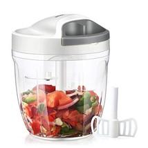 URPOWER Food Chopper, 3 in 1 Mixer for Egg/Flour, Veggie Chopper/Mincer/... - $16.91