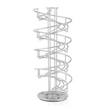 Flexzion Egg Skelter 360 Degree Rotatable Spiral Design Dispenser Large ... - $24.43