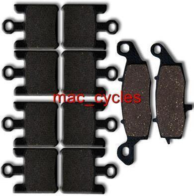 Suzuki Disc Brake Pads M1600/VZ1600 2005 Front & Rear (3 sets)