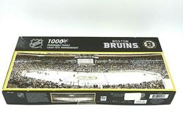 NEW MasterPieces Boston Bruins Stadium Panoramic Puzzle - 1000 Pieces - $18.76