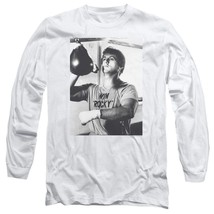 Rocky II Win Rocky Balboa Sylvester Stallone Long Sleeve Graphic Tshirt MGM225 image 1