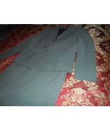 Two Piece Ladies Gray Suite Like New - $18.00