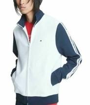 Tommy Hilfiger Men's White Fitness Running Track Jacket Athletic XXL  SEALED!!! image 1