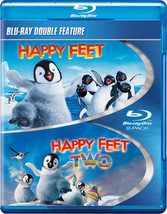 Happy Feet/Happy Feet 2 (Blu-Ray/Dbfe)