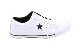 Converse Unisex One Star Ox 158464C Scarpe Da Ginnastica Bianca EUR 42.5 - $102.26
