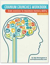Cranium Crunches Workbook by Rob Winningham - $13.95