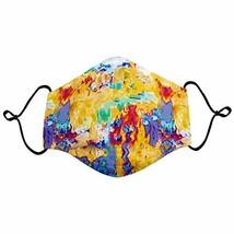 Fashion Face Cover Mask Washable Cotton Bandana Anti Dust Mouth Mask Pri... - $18.18