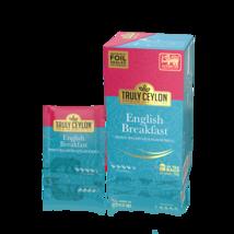 Truly Ceylon Premium Ceylon tea - English Breakfast 25 x 04 - $39.50