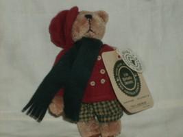 """Boyds Bears Ar 5"""" Gold Tiny T Jodibear Mint Ret Nwt - $12.46"""