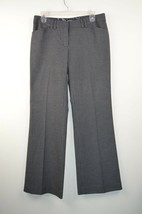 Express Design Studio Editor Womens 6 Houndstooth Dress Pants 31 X 30 3/4  - $18.76