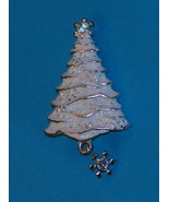 Christopher Radco Christmas Tree Brooch Pin - $14.97