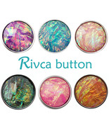 Press studs snap button bracelet for women fit 18mm rivca colorful snap button jewelry thumbtall