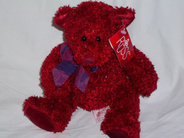 """Russ Berrie Bears From The Past 10"""" T Sizzles Nwt Mint - $16.27"""
