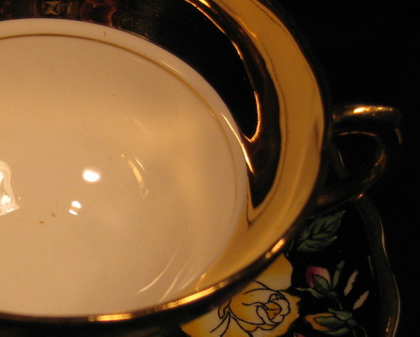 Primary image for Tea Cup & Saucer - ROSINA