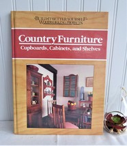 1990 country furniture woodworking guide rodale a thumb200