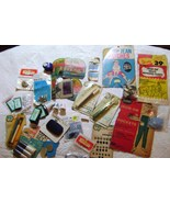 Vintage Lot of Sewing Collectibles - $18.00