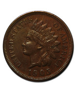 1905 Indian Head Penny / Cent Coin Lot# MZ 3594 - £18.33 GBP