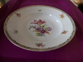 Hutschenreuther 9 3/4 inch dinner bowl () 1 available - $6.88