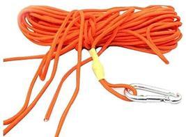 PANDA SUPERSTORE 20 M Snorkeling Safety Rope Lifeline Dive Float Line Orange